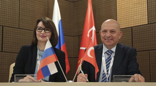 Türk-Rus üniversiteleri iş birliğine gidiyor