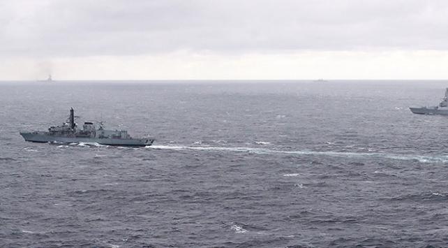 İngiltereden Hürmüz Körfezine yeni savaş gemisi