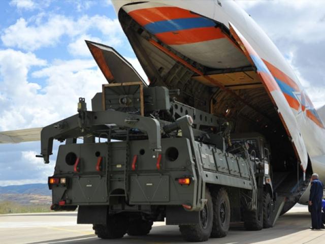 S-400ler Türkiyeye böyle getirildi
