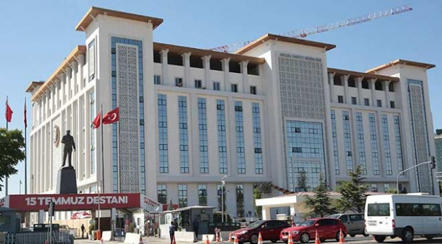 Ankara Emniyet Müdürlüğü 15 Temmuzda yeni binasına taşınacak