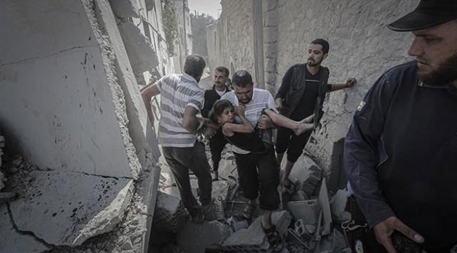 BMden Esed rejimine İdlib kınaması