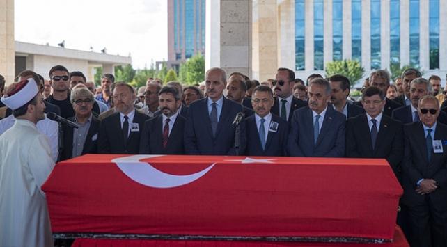 Dengir Mir Mehmet Fırat, son yolculuğuna uğurlandı