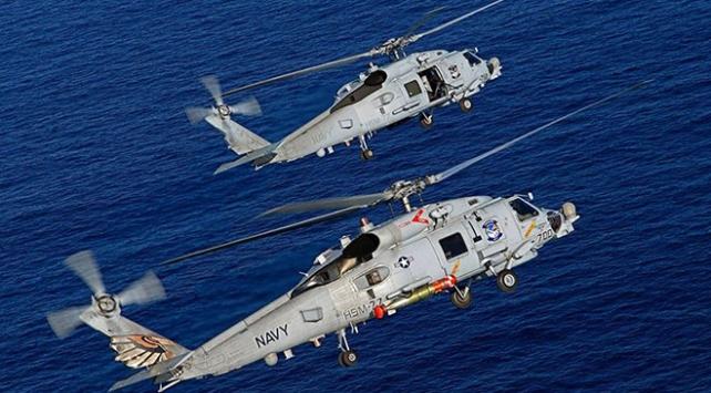 ABDden Yunanistana 600 milyon dolarlık helikopter satışı