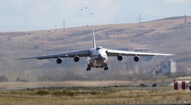S-400 teslimatı sürüyor: Yeni parçalar Mürtede indi