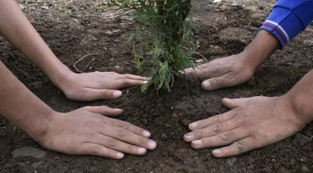 """""""Ağaç Dikme Bayramı"""" için çalışmalar başlıyor"""