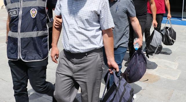 FETÖnün TSK yapılanması operasyonunda 102 tutuklama