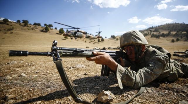 MSB duyurdu: Irakın kuzeyine yeni harekat