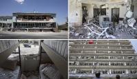 Tahrip gücü yüksek bombaları vatan evlatlarına attılar