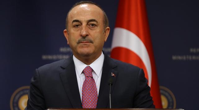 Dışişleri Bakanı Çavuşoğlundan Doğu Akdeniz diplomasisi