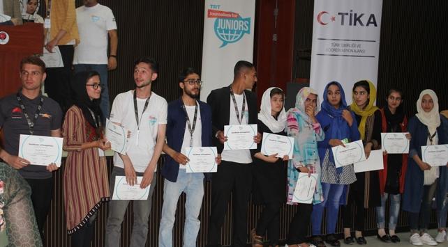 TRT Afgan gençlere gazetecilik eğitimi verdi