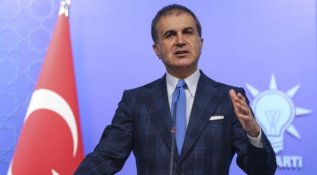 AK Parti Sözcüsü Çelik: KKTC Cumhurbaşkanı Akıncının Rum tarafına iş birliği önerisi önemli bir adım