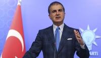 AK Parti Sözcüsü Çelik: KKTC Cumhurbaşkanı Akıncı'nın Rum tarafına iş birliği önerisi önemli bir adım