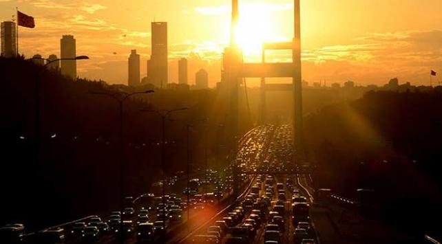 FSM Köprüsünün birinci etabı trafiğe açıldı