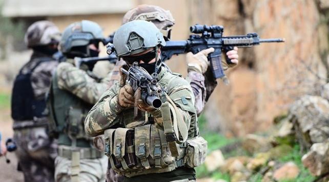 Hakkari kırsalında 3 terörist etkisiz hale getirildi