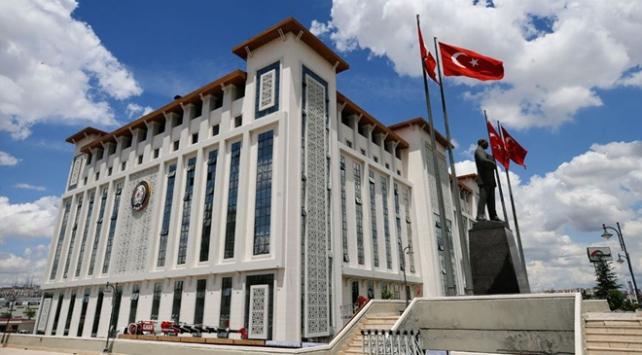 Ankara Emniyetinin yeni binası hizmete giriyor