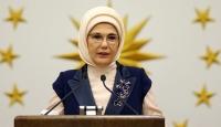 Emine Erdoğan: Bu aziz milletin mensubu olmaktan gurur duyuyorum