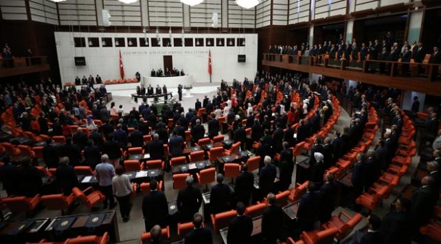 Meclis 15 Temmuz özel gündemiyle toplandı