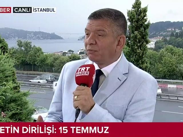 Güvenlik ve Terör Uzmanı Başbuğ: 15 Temmuzu unutturmayan TRTyi ayrıca kutlamak gerekir