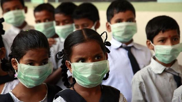 Hindistanda beyin iltihabı salgını 177 can aldı