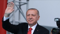 Cumhurbaşkanı Erdoğan Atatürk Havalimanı'nda halka hitap etti