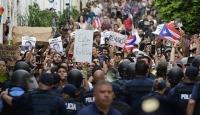 Porto Riko valisinin Telegram'daki küfürlü mesajlarının sızması krize yol açtı