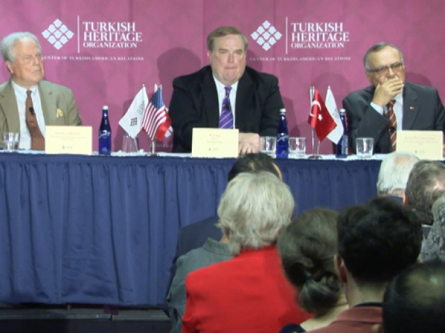 Washington'da 15 Temmuz paneli düzenlendi