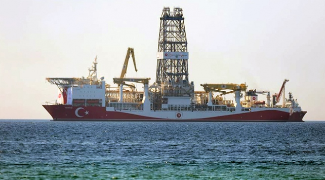 Doğu Akdenize dördüncü sondaj gemisi