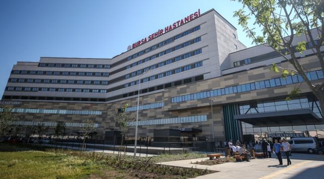Bursa Şehir Hastanesi kapılarını açtı