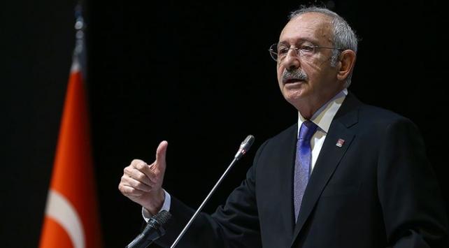 CHP Genel Başkanı Kılıçdaroğlu: Doğu Akdenizdeki haklarımızı savunacağız