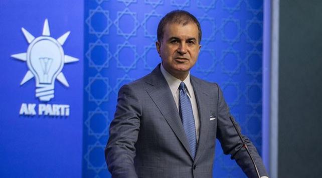 AK Parti Sözcüsü Çelik: ABnin yaptırım kararının Türkiyeye etkisi olmaz