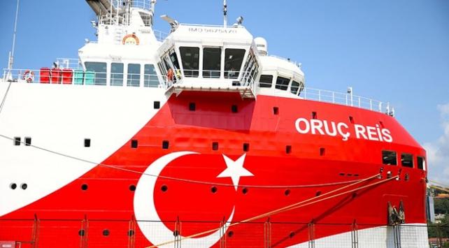 Oruç Reis sismik araştırma gemisi de Doğu Akdenize gidecek