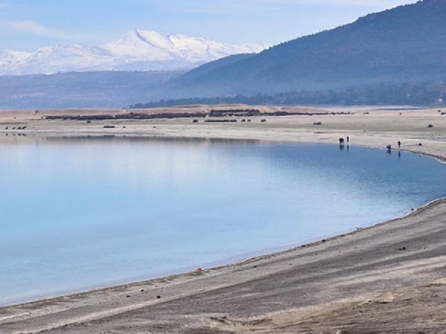 Salda Gölü kesin korunacak alanlar listesinde