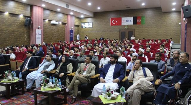 Afganistanda 15 Temmuz etkinliği düzenlendi