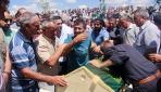 PKK'nın tuzakladığı patlayıcıyla hayatını kaybeden kardeşler son yolculuğuna uğurlandı