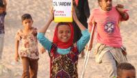 Yemen'den Türkiye'ye teşekkür