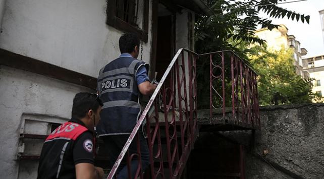 Başkentte kaçak içki operasyonu: 16 gözaltı