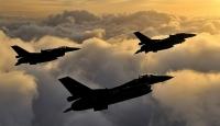 Irak'ın kuzeyi ve Hakkari kırsalında hava harekatı: 9 terörist etkisiz hale getirildi