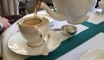 Londra'da bir bardak çayın bedeli: 200 dolar