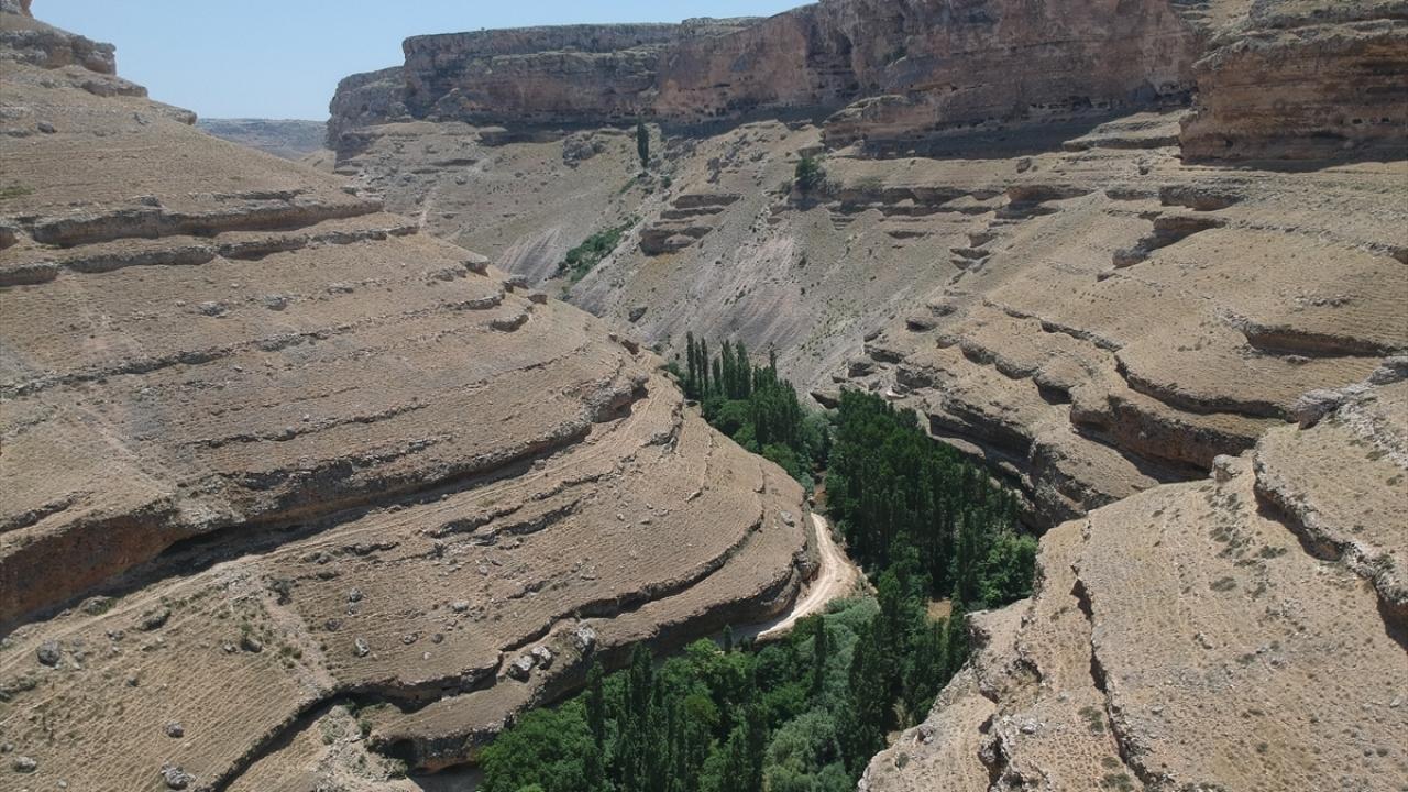 İç Anadolunun saklı güzelliği: Gödet Kanyonu