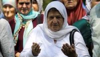 Kurşuna dizilen Srebrenitsalı Boşnaklar unutulmadı