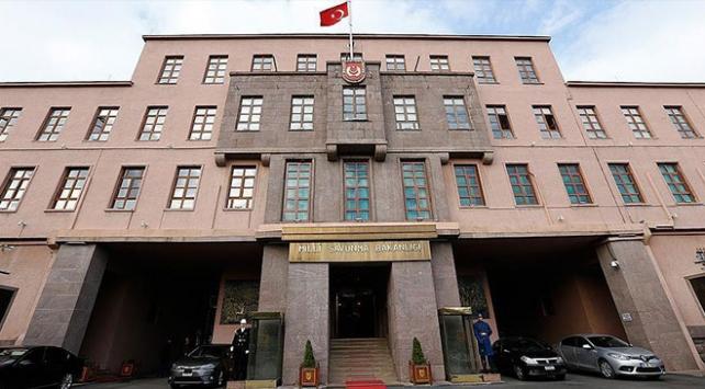 Milli Savunma Bakanlığı Erbildeki saldırıyı kınadı