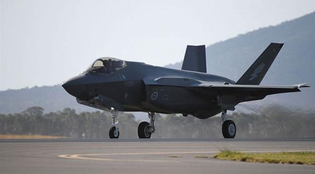Pentagon: Türkiyeye F-35 uçaklarının teslimatını askıya alıyoruz