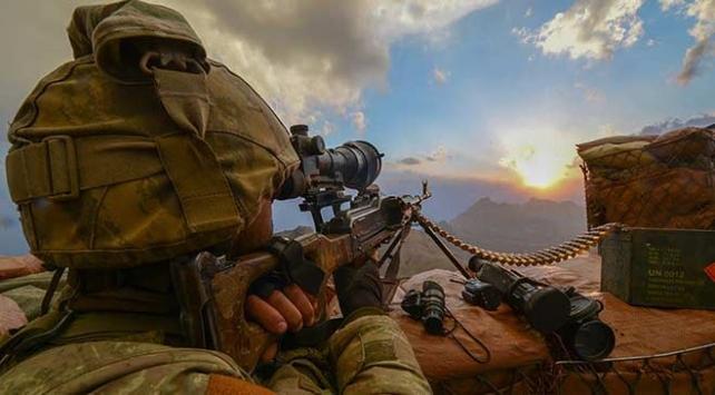 TSK PKKnın Iraktaki yayılmacı politikasının önünü kesti