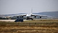 S-400 sevkiyatı kapsamında 15. uçak Mürted'e indi