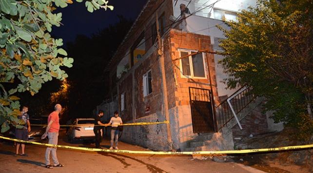 Beykozda bir eve molotofkokteyli ile saldırı düzenlendi
