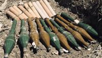 Siirt'te terör operasyonu: Silah ve mühimmat ele geçirildi