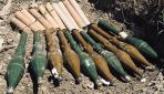 Siirtte terör operasyonu: Silah ve mühimmat ele geçirildi