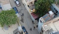 """Mersin'de """"torbacı""""lara helikopter destekli operasyon"""
