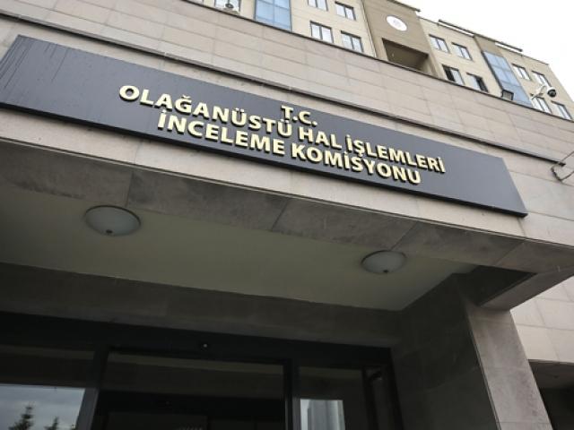 Büyükelçilik temsilcilerinden OHAL Komisyonu'na ziyaret