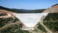 Akçay Barajı yıl sonunda su tutmaya başlayacak